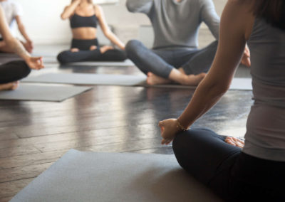Yoga – Ademhaling