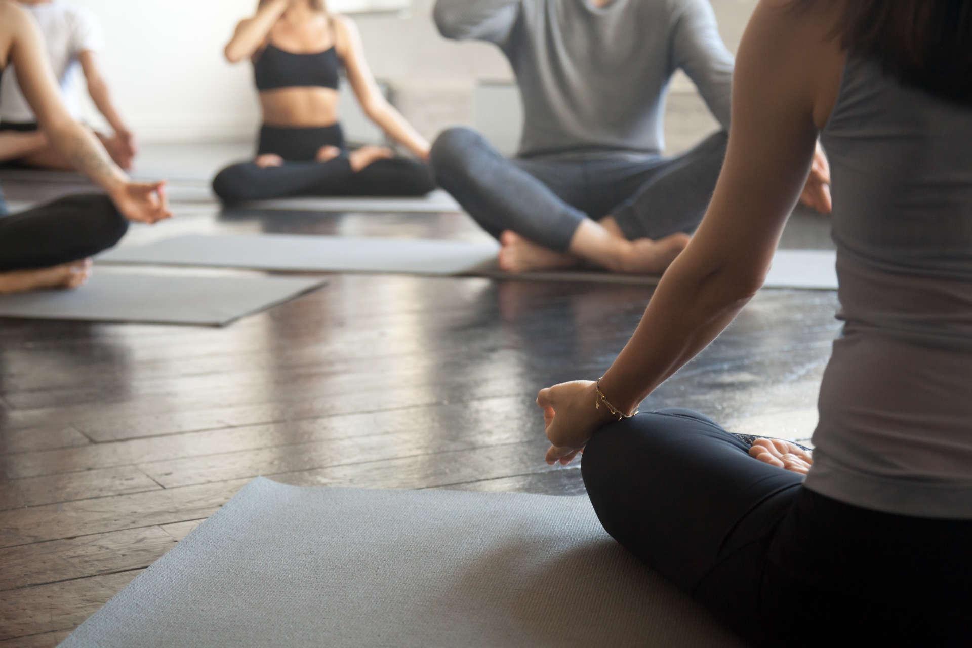 Purusha yoga - groepsles, privéles, docentenopleiding